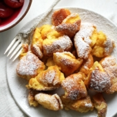 Light and Fluffy Shredded Pancake – Kaiserschmarrn