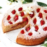 Recipe Linzer Torte with Strawberries