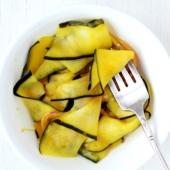 Quick Zucchini Pickles