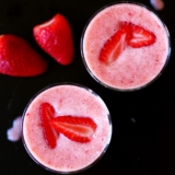 Recipe Strawberry Banana Smoothie