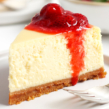 Recipe creamy New York Cheesecake