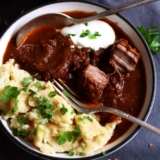 Recipe for Authentic Austrian Beef Goualsh