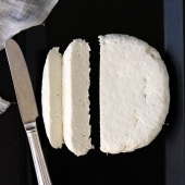 Homemade Paneer in 30 Minutes