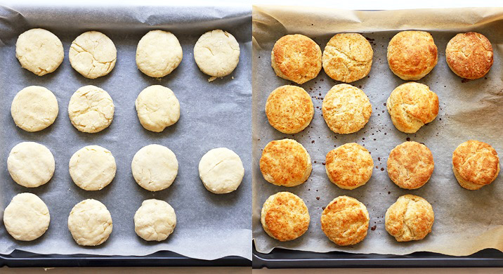 Recipe for easy strawberry shortcake biscuits