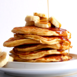 Recipe healthy banana pancakes sugarfree