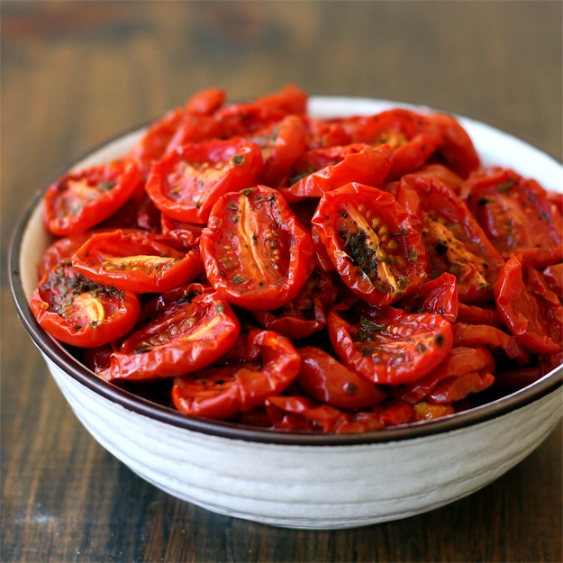 Semi Dried Tomatoes Oven Dried Little Vienna
