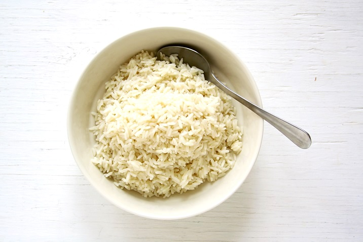 Rice for Ahi Poke Bowl