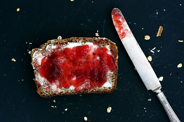 Li'l Vienna Rye Sourdough Bread