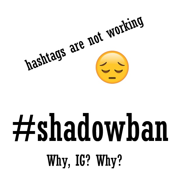 Shadow ban on instagram What to do?