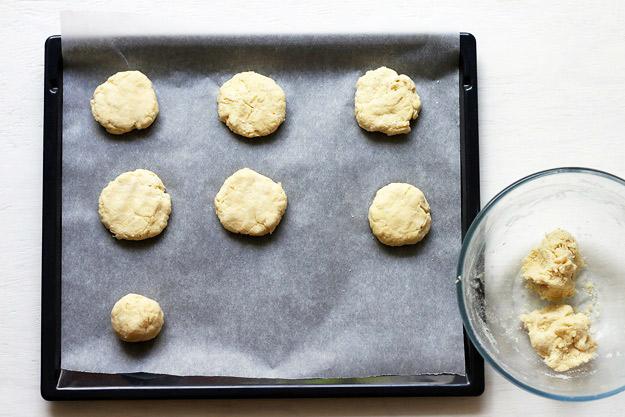 Shortcake drop biscuit dough recipe