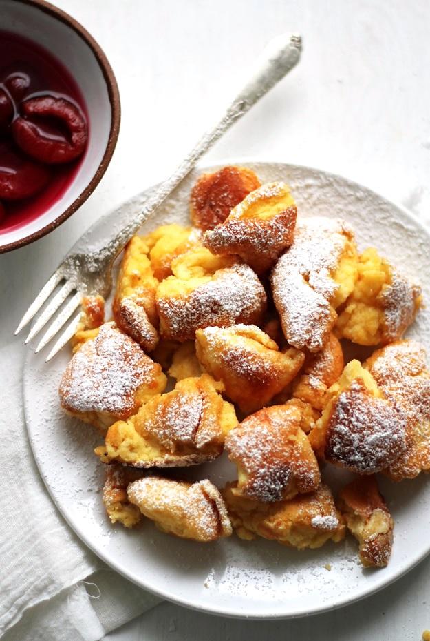 shredded pancake kaiserschmarrn recipe austria