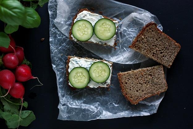 Healthy Summer Sandwich Recipe