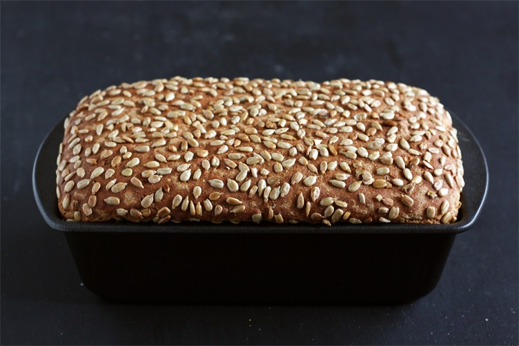 Sunflower bread recipe