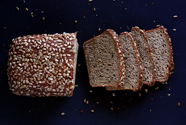 Sunflower seed bread recipe