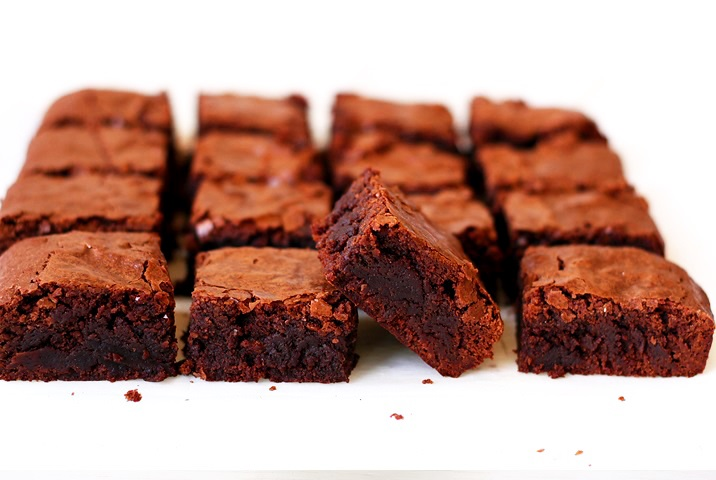 Super moist fudgy brownies recipe