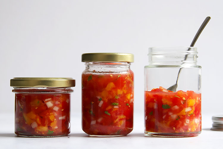 The best fermented tomato salsa recipe