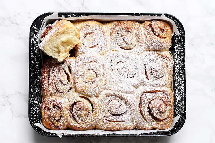 The best overnight cinnamon rolls recipe