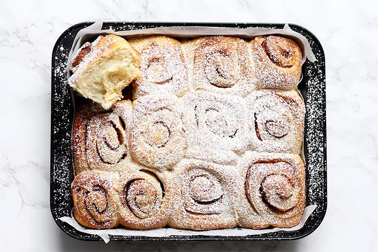 The best overnight cinnamon rolls recipe