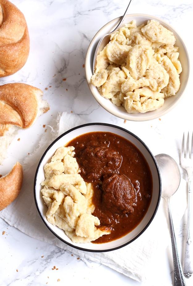 Viennese Beef Goualsh recipe
