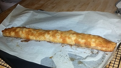 Apple strudel picture from user