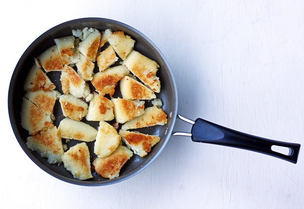 Baked Semolina recipe