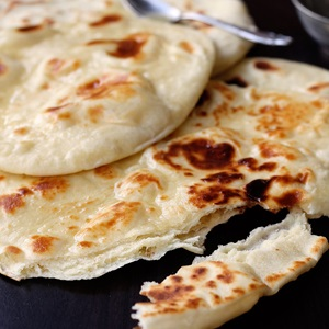 Easy no yeast Naan recipe