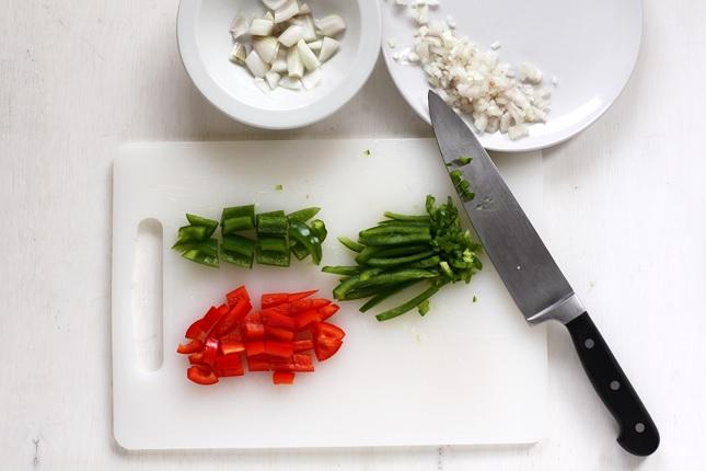 Ingredients for Nacho Salsa