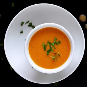 Silky Vegetable Soup Recipe