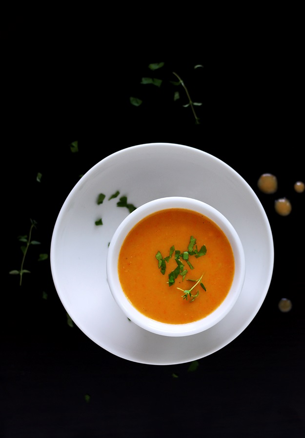 Silky Vegetable Soup