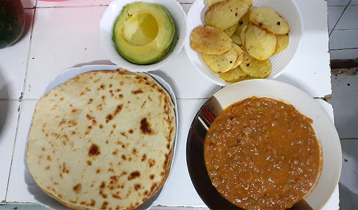 best red lentil Dal made by user